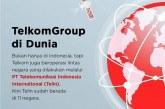 Membanggakan! Telkom Beroperasi di 11 Negara Melalui Telin
