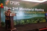 Hadiri Pertemuan 2nd MMPOPC di KL, Airlangga Paparkan Upaya Indonesia Implementasikan B30