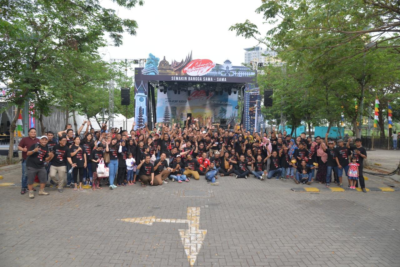 Bekasi Jadi Kota Terakhir Festival Avanza-Veloz Sebangsa