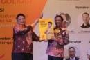 FOTO: Ridwan Hisjam Luncurkan Buku 'Reformasi Paradigma Baru Partai Golkar'