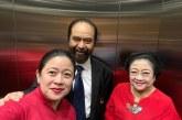 Surya Paloh: Jangan Ragukan Lagi Betapa Sayangnya Saya Sama Megawati