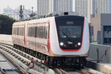 LRT Jabodebek Mulai Uji Coba