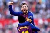 Messi Kuat Bermain di Barcelona Hingga Usia 37 Tahun