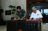TNI-SKK Migas Jalin Kerja Sama