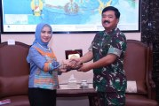 FOTO Panglima TNI Terima Dirut Pertamina