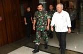 FOTO Panglima TNI Temui Menteri PUPR
