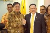 Saling Langgar Kesepakatan Politik antara Airlangga dan Bamsoet