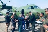Keren Pesawat CN-235-220 Buatan Indonesia Resmi Menghiasi Langit Himalaya, Nepal