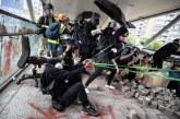 Demo di Hong Kong Makin Mengganas, Sekolah dan Kampus Ditutup
