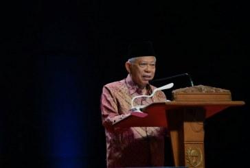 Ma'ruf Amin Sarankan Sukmawati Minta Maaf