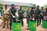 Kostrad Musnahkan 1.236 Botol Miras Ilegal di Papua