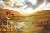 Mukjizat Nabi Yusya Menahan Matahari Saat Perang Melawan Musuh