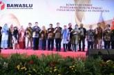 Puluhan PT Ikut Kompetisi Debat Penegakan Hukum Pemilu