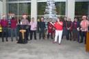 Sparks Luxe Jakarta Rayakan Tree Light Up Ceremony