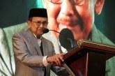 Cinta Habibie untuk Indonesia Tanpa Batas