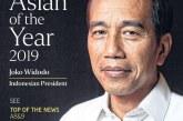 Jokowi Jadi Orang Indonesia Pertama Dinobatkan Sebagai Asian of the Year 2019