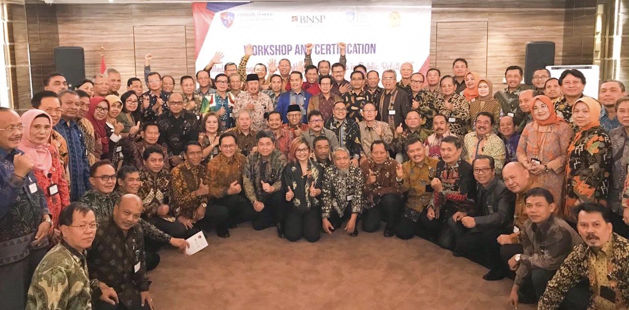 90 Pimpinan Pengadilan Sukses Menyelesaikan Uji Kompetensi