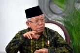 Ma'ruf Amin Bicara Hukuman Mati dalam Persepektif UU dan Agama