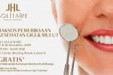 JHL Solitaire Hotel Gading Serpong Gelar Pemeriksaan Gigi dan Mulut