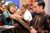 Jokowi: Puluhan Juta Pelaku UMKM Perlu Dukungan untuk Berkembang