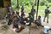 Cegah Pengaruh KKSB, Kostrad Patroli di Pedalaman Papua