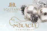 JHL Solitaire Gading Serpong Persembahkan 'A White Miracle Christmas'