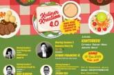 kreativv ID Gelar Kuliner Kreativv 4.0 untuk Generasi Milenial