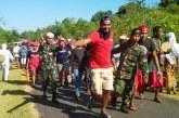 Prajurit TNI di Maluku Ikuti Tradisi Para Leluhur