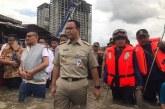 Warga Dukung Anies Tangani Banjir
