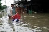 BPBD Lakukan Penanganan Darurat Banjir di Kabupaten Sukabumi