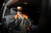 FOTO Wahyu Setiawan Berompi Tahanan