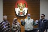 FOTO KPK Gelar Jumpa Pers OTT Komisioner KPU