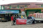 Hutama Karya Salurkan Bantuan kepada Korban Banjir di Tangerang Selatan