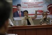FOTO Konferensi Pers 'Menunggu Presiden Membenahi Tenis Meja Indonesia'
