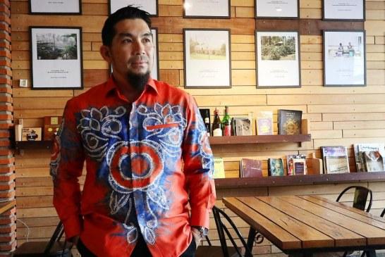 Royzani Sjachri Perkenalkan Arsitektur Budaya Banjar