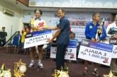 Singgih Yehezkiel Juara Veteran Turnamen Tenis Meja ITTC Cup 1 se-Bekasi Raya