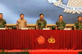 Hadi Tjahjanto: Peran TNI dan Polri Bergerak Dinamis