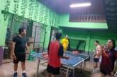 Enak Latihan Pingpong di GOR Tiga Dewi