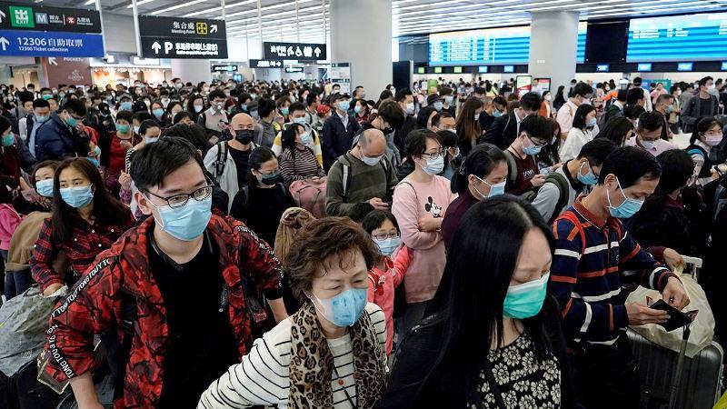 Virus Corona Menyebar di 13 Kota di China, 41 Juta Terjangkit