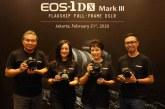Canon Hadirkan EOS 1D X Mark III, Kamera Flagship DSLR Full-frame Kelas Teratas
