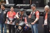 Berpakaian Ala Bikers, Bamsoet Rayu KH Ma'ruf Amin Masuk MBI