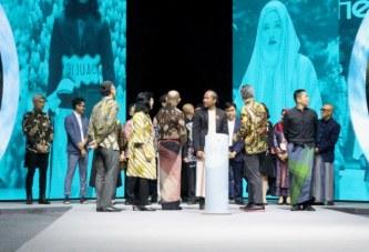 MUFFEST 2020 Jadikan Indonesia Kiblat Fashion Muslim Dunia