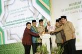 FOTO Peletakan Batu Pertama Museum Sejarah Nabi Muhammad SAW