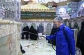 Kota Suci Syiah di Iran Diserang Corona, 26 Tewas