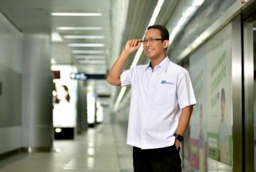 Tuhiyat Wujudkan Wajah Jakarta Lebih Modern Melalui MRT