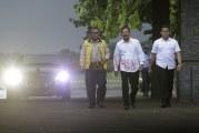 FOTO WNI yang Telah Jalani Observasi Corona Dari Natuna Tiba di Jakarta