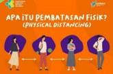 'Physical Distancing' Penting Dilakukan, Ini Alasannya