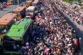 Lockdown di India Memicu Gelombang Protes dan Berakhir Kekacauan