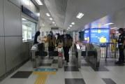 FOTO MRT Jakarta Kembali Normal