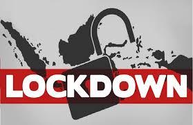 Lockdown Hukumnya Wajib